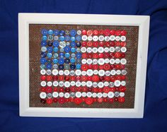 button american flag