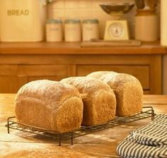 Whole Wheat Bread Machine Recipe just tried recipe 2 and it smells amazing cannot wait to try it.