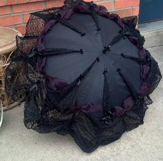 Goth Umbrella Neo Vi