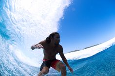 shredding at the great barrier reef