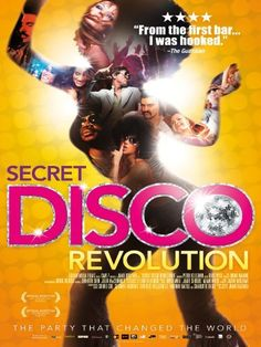 I'm so glad this is streaming! I read the review in this past Friday's New York Times. I'm a disco fan and I want to see it, but it isn't playing in a theater close to me. Totally going to rent it this Friday.  Secret Disco Revolution (Watch Now While It's in Theaters) Amazon Instant Video ~ Gloria Gaynor, http://www.amazon.com/dp/B00D3O6L62/ref=cm_sw_r_pi_dp_K5p0rb0TQGCRX
