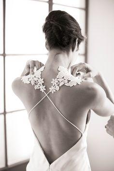 Elizabeth Fillmore wedding dress   Nancy Neil