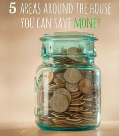 Frugal Living Weekend Assignment: 5 Areas You Could Save Money