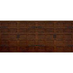 Clopay Garage Door Gallery Collection 8 Ft X 7 Ft 6 5 R