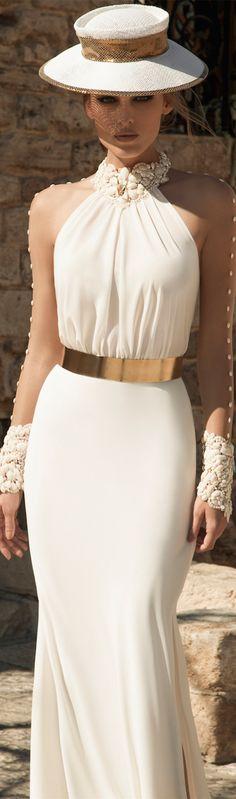 FLORENTINA: Galia Lahav Haute Couture featuring the La Dolce Vita Collection
