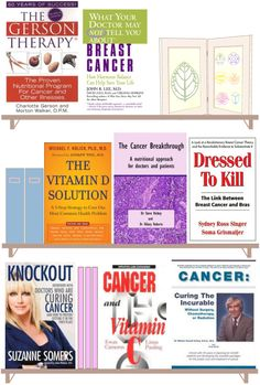 books on cancer