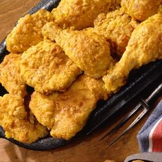 Weight Watcher Southern Style Oven Fried Chicken Recipe