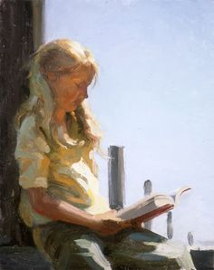 pintura de Jeff Larson
