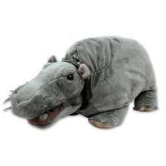 You can own Abby's farting hippo from NCIS... or you can buy him for me