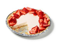 Strawberry Cheesecake Pie Recipe : Food Network Kitchen : Food Network - FoodNetwork.com