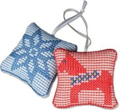 Swedish Weaving Ornaments Kit