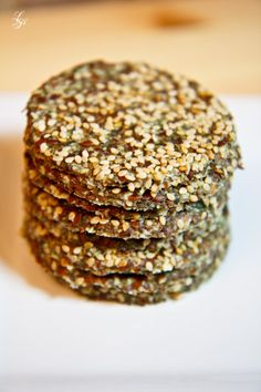 dehydrated chlorella cookies