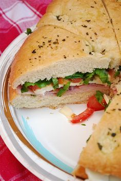 Tailgate Sandwich - perfect for your next football game! @yourhomebasedmom,   #recipes,#sandwich