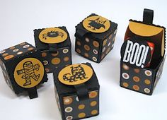 Boo Boxes