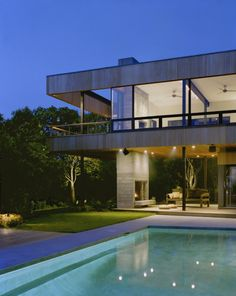 #dreamhouseoftheday —modern house in Montauk