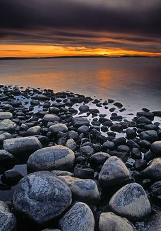 Long Point, Lake La Biche, Sir Winston Churchill Provincial Park, Alberta, Canada