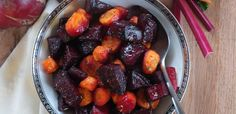 PaleOMG – Paleo Recipes – Guest Post: Roasted Beets and Carrots with Rosemary Garlic Butter