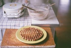 waffles ++ photography: natalie