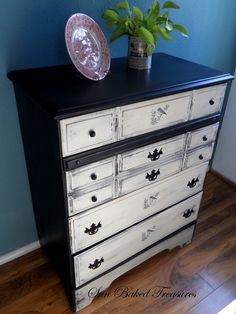 Dresser Rescue - Sun Baked Treasures Blog