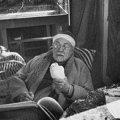Henri Matisse. Imagen tomada de http://www.artpointfrance.org
