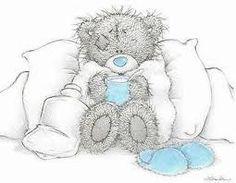 LLL teddi bear, teddy bears, clipart, tatti bear, blue nose, nose friend, tatter teddi, tatti teddi, wood crafts