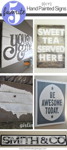 diy hand, how to make hand painted signs, diy tutorial, handpainted signs, handpaint sign, painting wood, love signs diy, how to make signs, diy signs