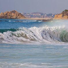 beaches, san diego, the ocean, beach dream, sea, beauti beach, california living, place, big waves