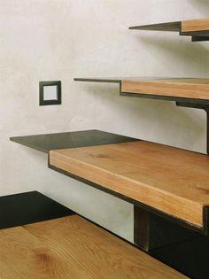 olson kundig, architects, stairs, wood, architecture interiors