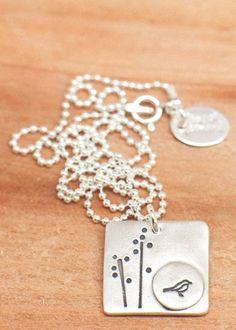 be still necklace $38.00