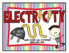 Electricity Bulletin Board with Student Activity Sheets ( Answer Keys)