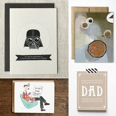 Our 14 Favorite Father's Day Cards via Casa Sugar.  **one of them is Cat's! http://www.casasugar.com/Father-Day-Cards-2013-30647940
