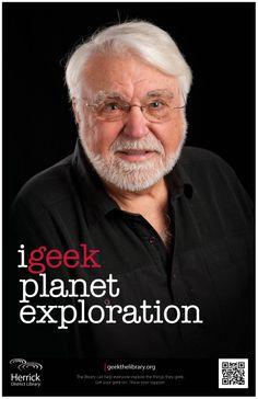 """i geek planet exploration"""