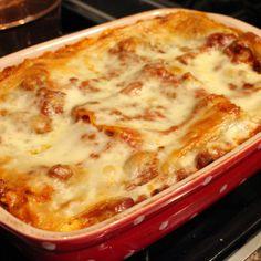 World's Best Lasagna--> recipe pls