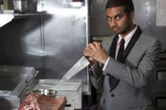Aziz Ansari on 'Dangerously Delicious' (April 2012 interview)