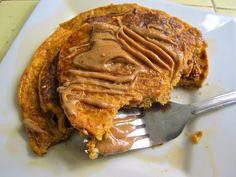 Easy, Delicious 3-Ingredient Pumpkin Pancakes