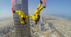 Watch: World record base jump from Burj Khalifa caught on video http://descrier.co.uk/oddities/watch-world-record-base-jump-burj-khalifa-caught-video/