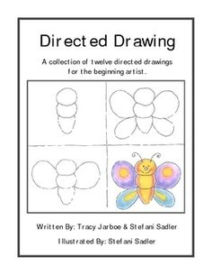 Free April Directed Drawing activtiy. Bunny theme….