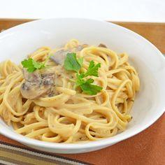 Stroganoff-Inspired Pasta