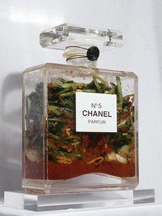 Zhang Hongtu  KIMCHI - CHANEL