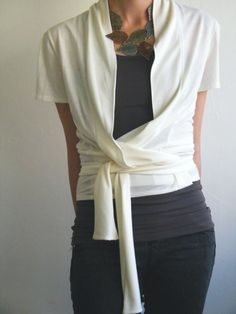 SALE Summer Cardigan For every day chic Ivory by MyLolaFashion, $47.20