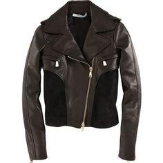 Givenchy A-Line Moto Jacket - Polyvore