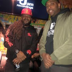 Dough From Da Go and Dj Mike Caliber @ the #DefJam #Undisputed Docuseries Viewing & Listening Session Held @ Drink Haus Chicago