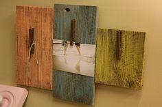scrap wood projects...