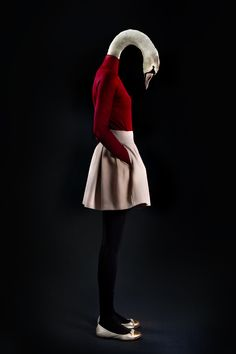 Segundas Pieles, Photos Imagine Wild Animals in Fashionable Clothes fashion, animals, segunda piel, art, miguel vallina, inspir, second skin, wild anim, photographi