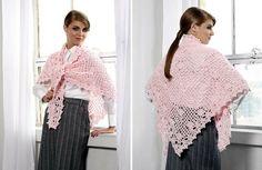 Best Friends Shawl Crochet Pattern