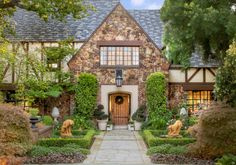 English Tudor Landscaping Design Ideas, Pictures, Remodel, and Decor - page 2