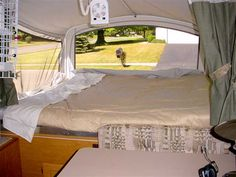 Link to website with loads of really great practical improvements and modifications for pop up campers
