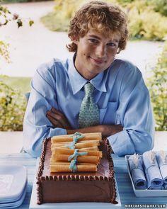 Graduation Party Cake