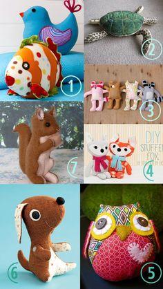 pattern galor, toy pattern