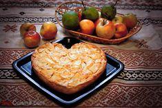 Russian apple pie